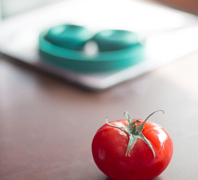 A red tomato can change your life